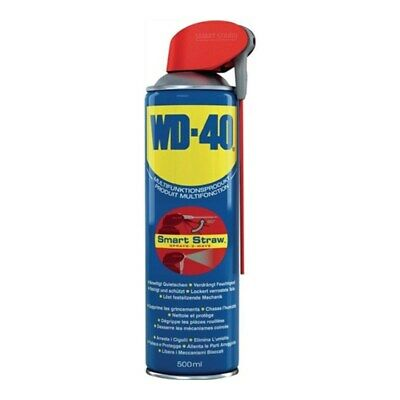 WD-40 Multiuse Smart Straw Spray 500 ml Multifunktionsprodukt