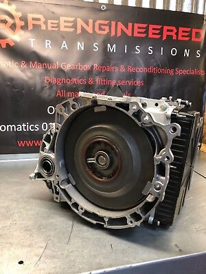 Ford Galaxy Automatic Reconditioned 2014 Powershift Type 1 Gearbox Fitted