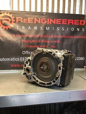 Ford Galaxy Automatic Reconditioned 2014 Powershift Type 2 Gearbox Fitted