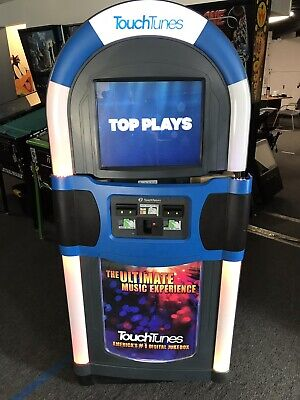TOUCHTUNES MX 1 INTERNET JUKEBOX PLUG AND PLAY - Can ship
