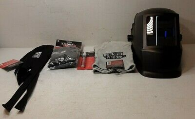 Lincoln Electric Welding Helmet And Accessories (L)