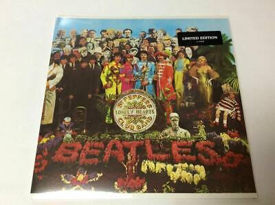 Lp / The Beatles Sgt. Pepper'S Lonely Hearts Club Band Capitol C1 0777 7