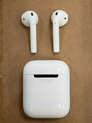 Apple AirPods 1ST Generation Left or Right Genuine A1722 A1523 Not Working AS IS