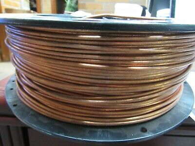 SOUTHWIRE Bare Grounding Wire,8 AWG,Solid,500 ft., 10632802 (C)