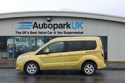 2015 64 Ford Tourneo Connect 1.6 Titanium Tdci 5D 94 Bhp Diesel