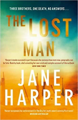 The Lost Man - by Jane Harper - Paperback