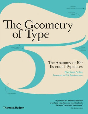 The Geometry Of Type: The Anatomy O BOOK NUEVO