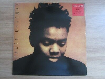 Tracy Chapman - S/T 10 Tracks Rare Korea Orig LP 1988
