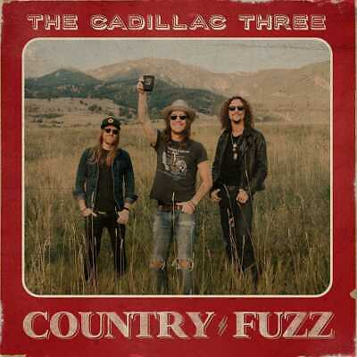 THE CADILLAC THREE COUNTRY FUZZ CD ALBUM (Released February 7th 2020)
