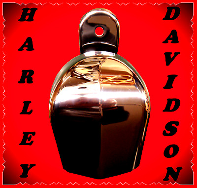 Original Harley Davidson Hupen Cover, Hupe Cover, Abdeckung Horn, Hupe, Chrom