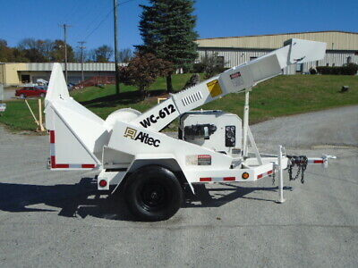 2003 Altec Wc-612 Wood Chipper Forestry Arborist