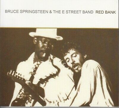 Bruce Springsteen. 1975. Red Bank. Nj. Soundboard. Digipack 2 Cd.