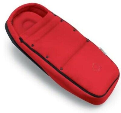 Bugaboo Bee Red Cocoon LIGHT . With head support. RRP £79