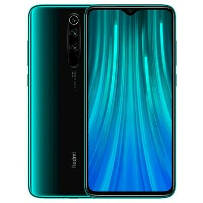 Xiaomi Redmi Note 8 Pro 6GB Ram 128GB Rom Dual Sim - Green (EU Version)