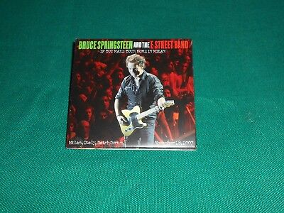 Bruce Springsteen E Street Band If You Make Your Home In Milan 2007 2Cd Digipack