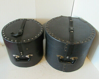 Tom cases 10 and 12 inch
