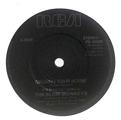 "The Blow Monkeys - Digging Your Scene - 7"" Vinyl Record Single"