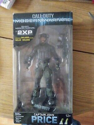 McFarlane figurine capitaine John prix Call of Duty Modern Warfare 2019 NEUF