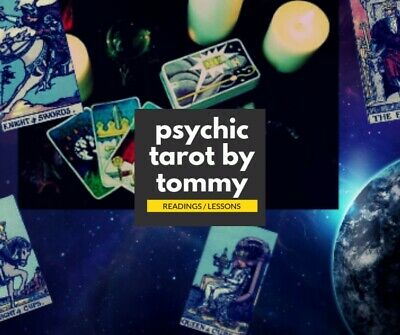 Same Day Psychic Tarot Reading Via Phone - 15 Minutes - 17-Year Pro Reading