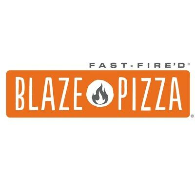 $50 Blaze Pizza Gift Cards - 23% OFF (INSTANT EMAIL DELIVERY)