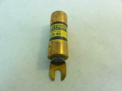 179765 Old-Stock, Fusetron ACK-60 Fuse, 60A