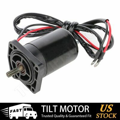 67C438800000 New Tilt Trim Motor for 25 25HP Yamaha T25TLR Outboard 2001-2006