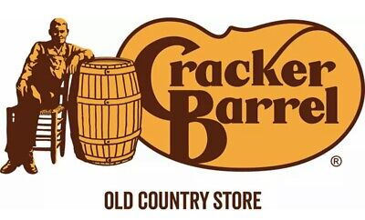 $50 Cracker Barrel Gift Cards - 23% OFF (INSTANT EMAIL DELIVERY ONLY)