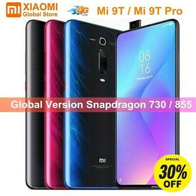 Xiaomi Mi 9T Pro 64GB/128GB MIUI 10 Snapdragon 855 Octa Core 48MP Global Version