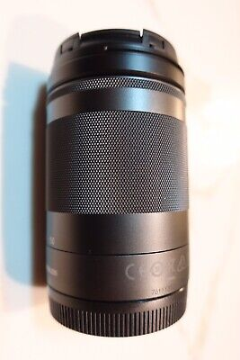 Canon EF-M 18-150mm f/3.5-6.3 IS STM Lens (Graphite) 1375C002