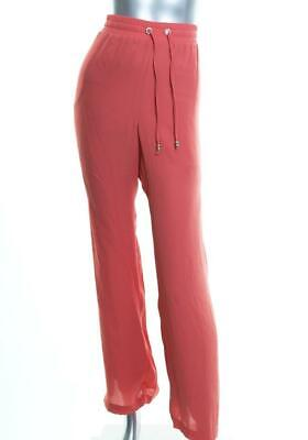 New Women's Jm Collection Wide-Leg Drawstring Pants Size XL