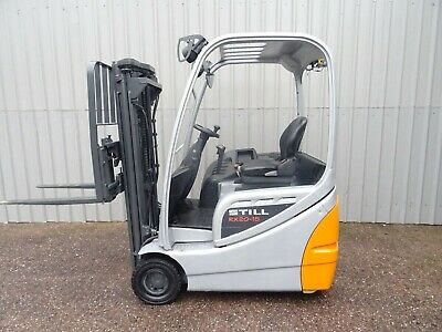 Still Rx20-15. Used Electric Forklift Truck. (#2708)