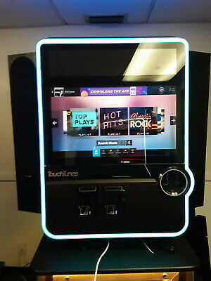 TouchTunes Virtuo Digital Jukebox - Fresh off the route