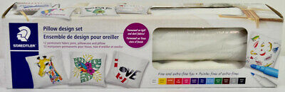 Staedtler Pillow Design Set (White)