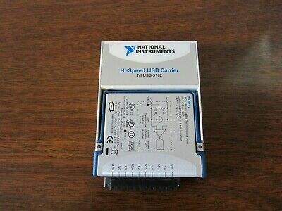 National Instruments USB-9211A Temperature Input Module, NI-9211 with USB-9162