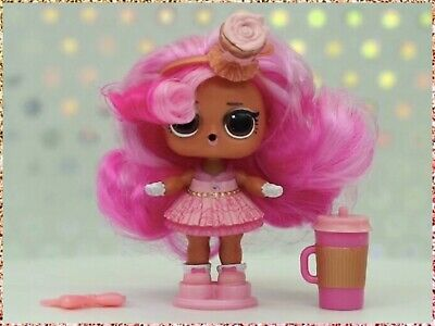 LOL Surprise #HAIRVIBES Series DARLING Pink Hair Vibes Doll Authentic L.O.L. MGA