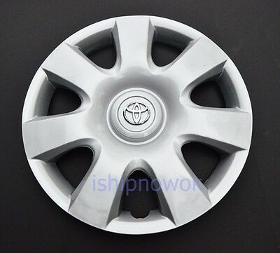 """1x Replacement Wheel Rim Covers Caps for Camry Corolla 15"""" Hubcap Camery 61115"""