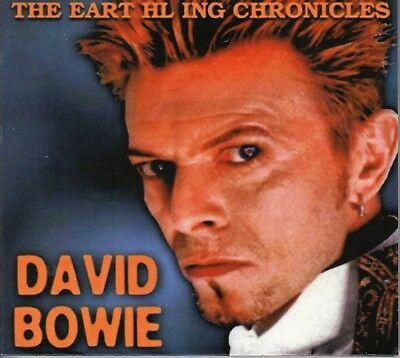 David Bowie. The Earthling Chronicles. Digipack Cd.