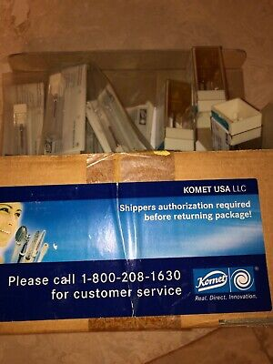 Komet Lot of drill bits New in sealed packages