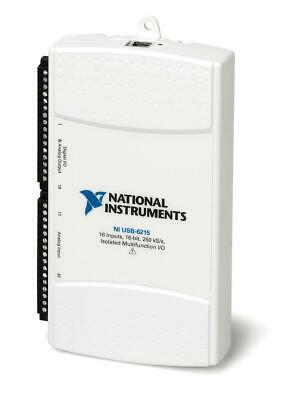 NEW - National Instruments NI USB-6215 Multifunction Data Acquisition Device