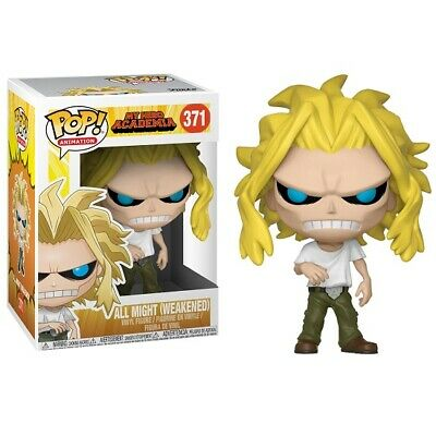 -FUN43822-F... All Might Metallic US Exclusive Pop RS Vinyl My Hero Academia