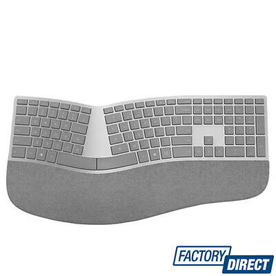 Microsoft Surface 3Sq-00004 Ergonomic Keyboard Sc Wireless Bluetooth Pro 4 Book