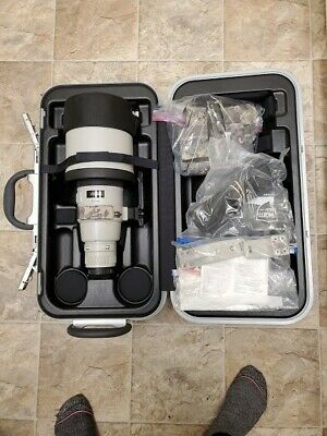 Canon EF 500mm f/4 L IS II USM Lens in PERFECT Working Condition