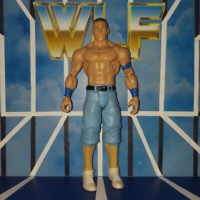 John Cena - Basic Series 1 - WWE Mattel Wrestling Figure