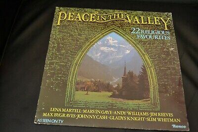 Various – Peace In The Valley Vinyl LP 1979 Ronco – RTL 2043