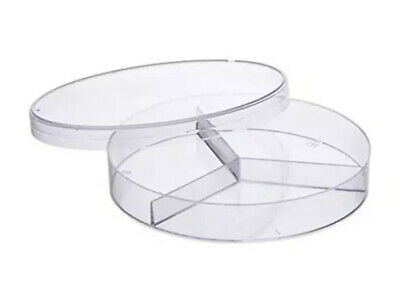 Petri dish 90mm X 14mm Vented pack of 10)