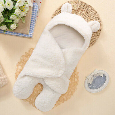 Kids Bed Cover Bedding Baby Clothes Newborn Baby Blanket Plush Bag Swaddle Wrap