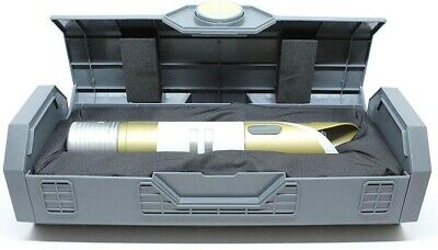 """NEW Star Wars Galaxy's Edge Legacy Lightsaber Jedi Temple Guard With 36"""" Blade!"""