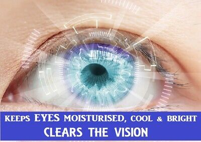 Special Lubricant Eye Drops, Glaucoma, Cataract C-NAC = Can C Dry Tired Eyes