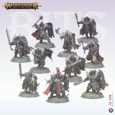 Bits Slaves To Darkness Chaos Warriors Warhammer Aos Gw 2020