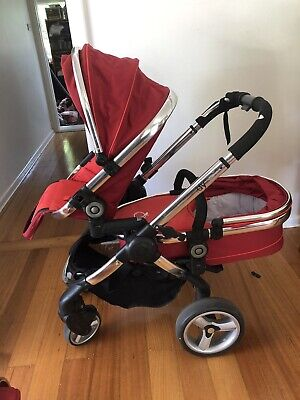 Icandy pram Single/ Double. New Born and Toddler Option
